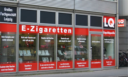 e-zigaretten Laden Leipzig