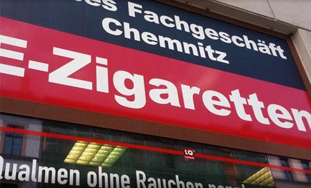e-zigaretten Laden Chemnitz